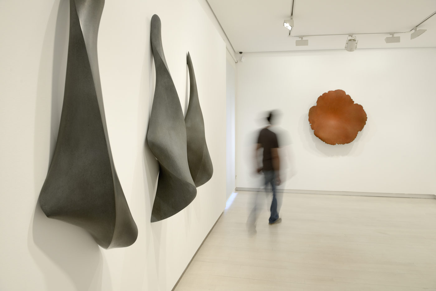 Juan Asensio Vistas de la exposición, 2015 Galería Elvira González