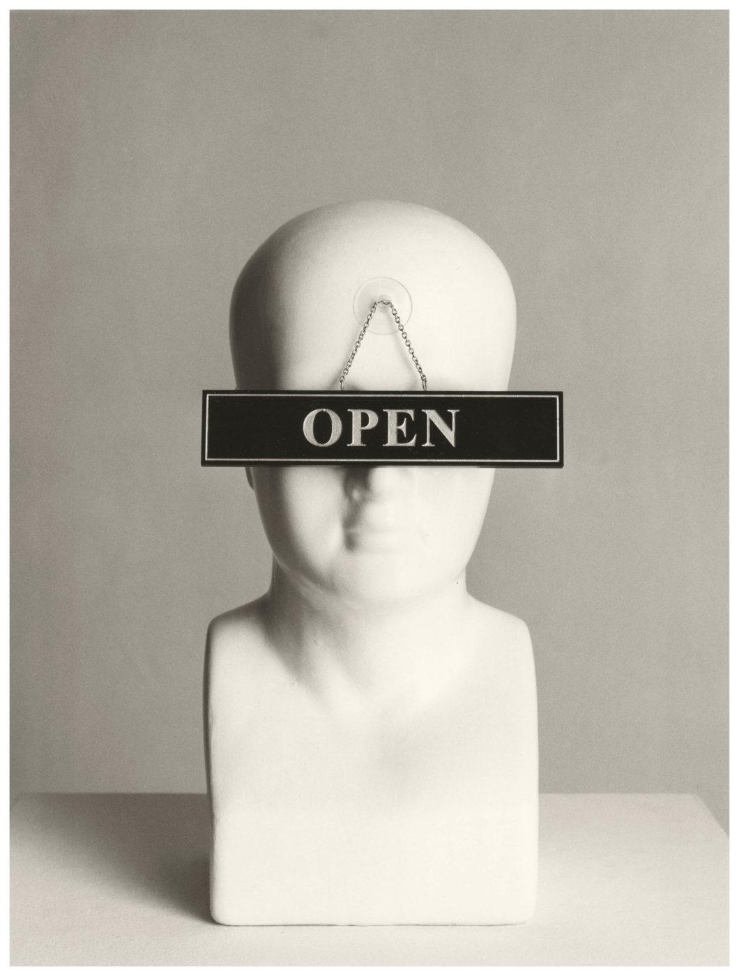 Chema Madoz Sin título, 2016 Fotografía blanco y negro sobre papel baritado, virado al sulfuro Galería Elvira González