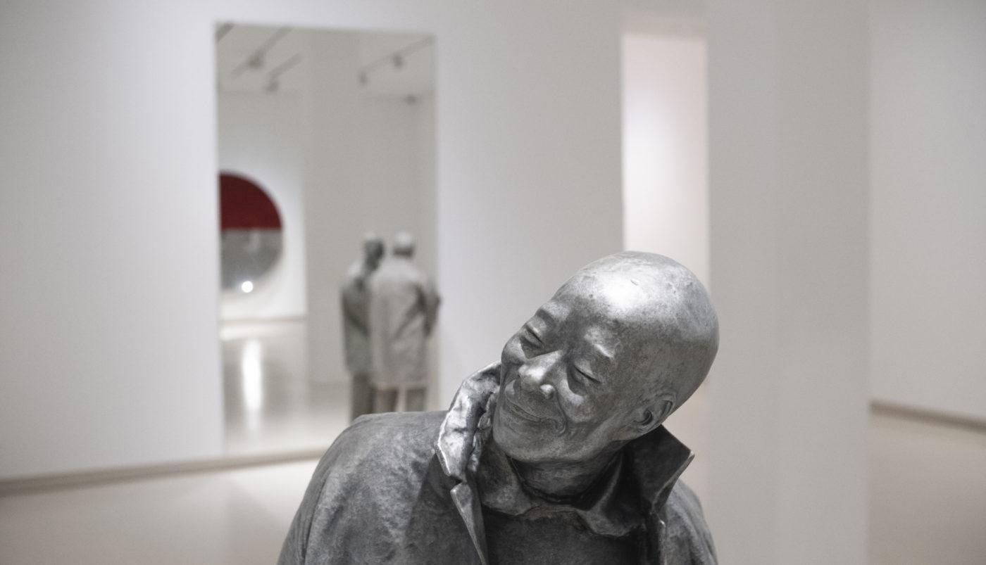 Exposición Reflejo| Reflexión, Vista de Sala, 2021 Galería Elvira González
